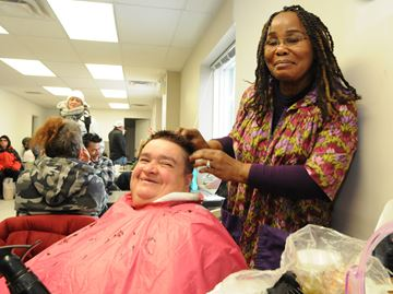 Barrie salon helps David Busby clients