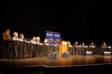 2014 ALL-CANDIDATES' DEBATE
