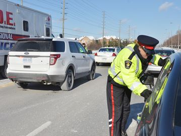 York Regional Police kick off R.I.D.E program