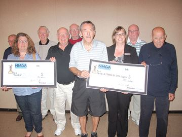 Alliston golf association supports local charities