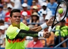 Canada's Milos Raonic advances at U.S. Open-Image1
