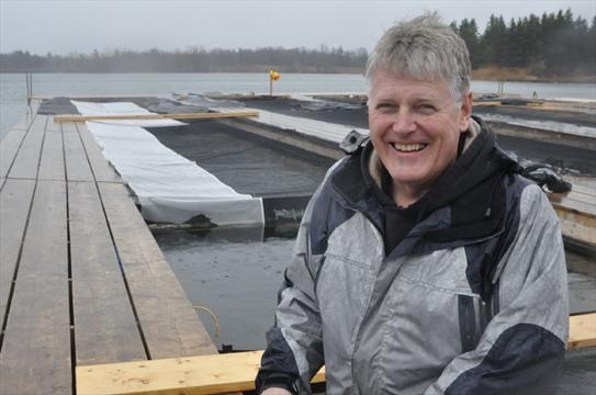 Aquaculture pilot project