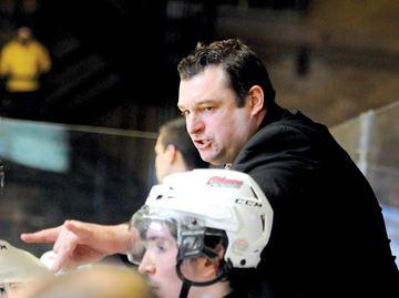 Generals coach D.J. Smith
