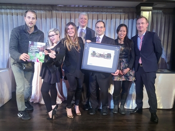 Parkdale BIA receives Community Engagement Award