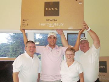 Golfers raise $51,500 for Midland hospital