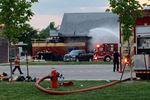 Victoria Park Arena fire