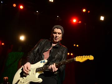 OSHAWA -- The Goo Goo Dolls performed for fans at the General Motors Centre Saturday evening. February 22, 2014