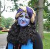 Krishna chariot festival