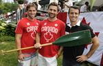 Burloak Canoe Club hosts sendoff for its Pan Am paddlers