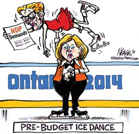 Steve Nease on Budget Dance