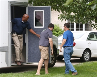 Federal, Indiana authorities raid Subway spokesman's home-Image1