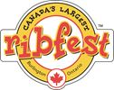 Canada's Largest Ribfest, Spencer Smith Park, Burlington, August 29th to September 1st, 2014.
