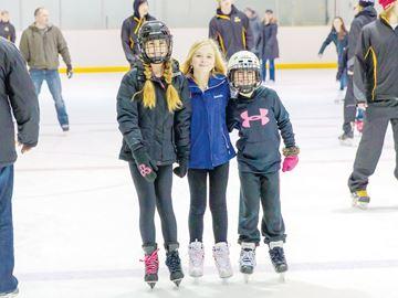 Free family skate Sunday in Alliston