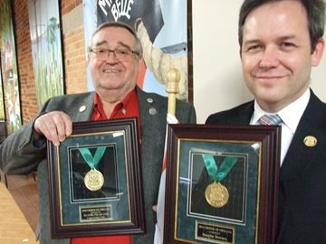 Order of Orillia awarded