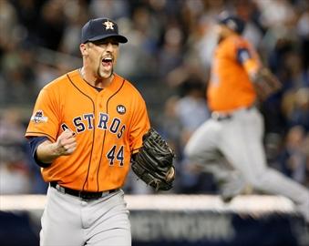 Keuchel sharp, Astros beat Yankees 3-0 in AL wild-card game-Image1