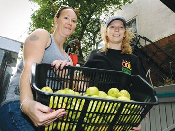 FruitShare brings apples to Barrie schools