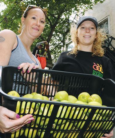 FruitShare brings apples to Barrie schools