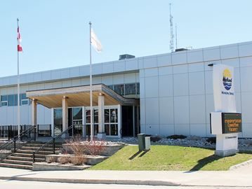 Midland town hall