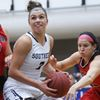 Steinauer honoured twice for double-doubles