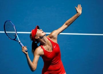 Sharapova reaches Australian Open final for 4th time-Image1