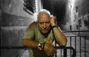 Blues artist Eric Burdon will perform at Kingston's Grand Theatre on November 19.