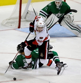 Pageau scores twice, Senators hold off Stars 7-4-Image1
