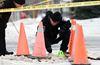 Stewart Street homicide investigation