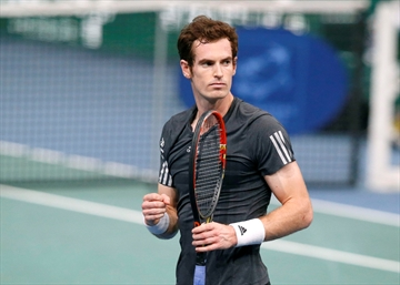Murray clinches ATP finals berth in Paris-Image1