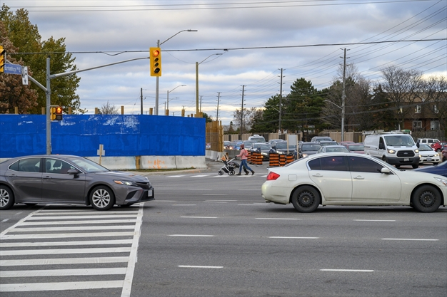 What's going on here? Sewer and water main updates in Mississauga