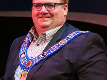 Mayor Graydon Smith