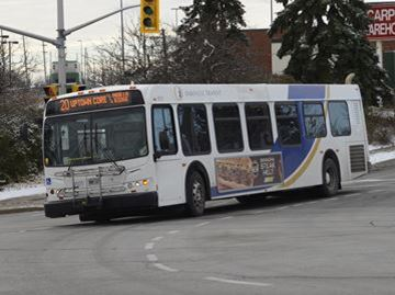 A hike in Oakville Transit fares proposed in 2017 budget