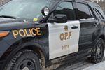 Ontario Provincial Police SUV