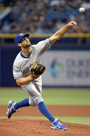 Beckham breaks tie in 8th inning, Rays beat Blue Jays 4-2-Image1