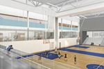 Orillia rec centre work on schedule