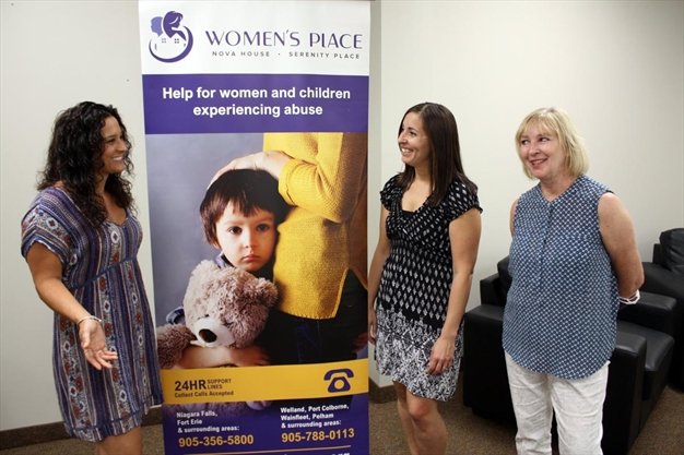 Women's Place offering services in Port Colborne and Fort Erie