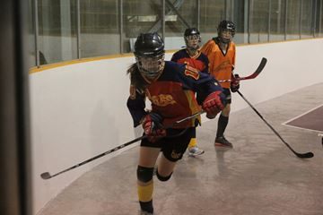 Grace O'Brien to play in ball hockey worlds