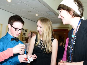 Meaford students host Francophone Film Festival