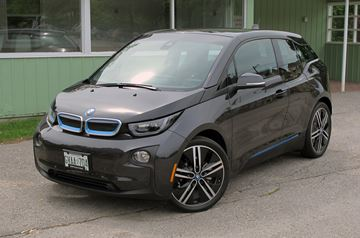 Green Car Journal recently named the BMW i3 its Green Car of the Year at the LA Auto Show.
