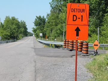 Construction begins on West Carleton roads