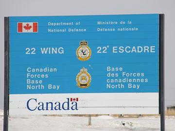 22 Wing CFB North Bay