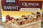 Quaker Quinoa Bars