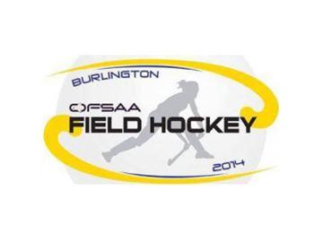 Burlington hosts OFSAA field hockey