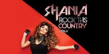 Shania Twain coming to London