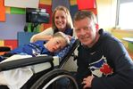 Toronto Blue Jays visit CHEO patients