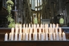 Candles in Cologne