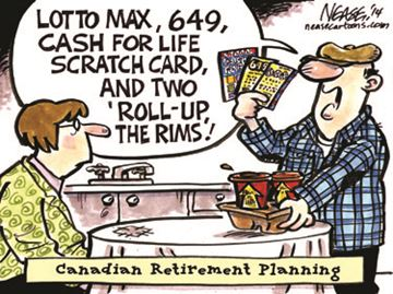 Canadian Retirement Planning