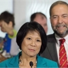'I refuse to stand on the sideline': Olivia Chow running for NDP