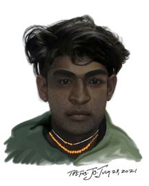 Toronto police have released a composite sketch of a man wanted in a July 4 sexual assault in Scarborough.