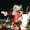 Santa's Parade of Lights in Oshawa