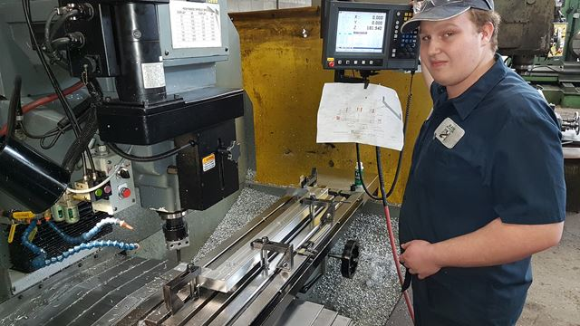 Precision Metal Cutting Program